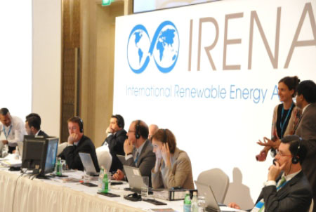IRENA Second Session of the Assembly