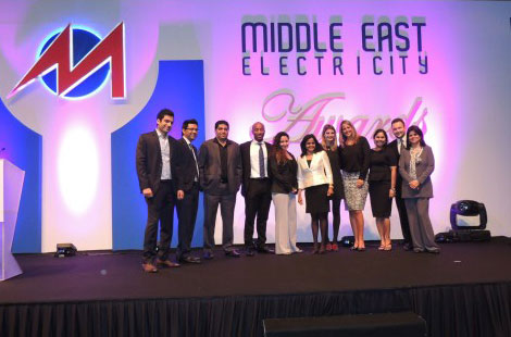 Middle East Electricity and Solar Middle East Show, Dubai