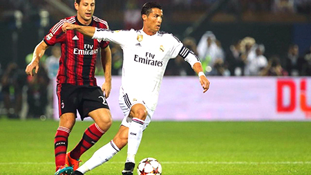 Real Madrid vs. AC Milan Match