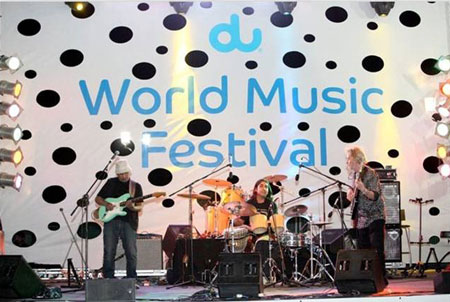 Du World Music Festival