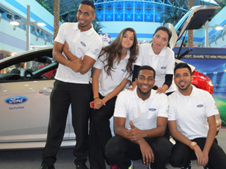 Ford Roadshow, GCC
