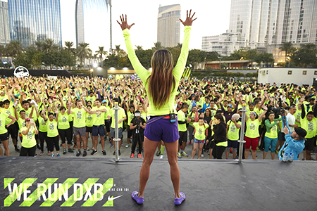 Nike - We Run Dubai